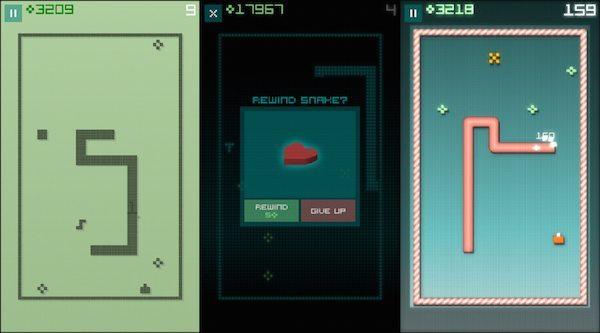 Snake giochi per iPhone e Android avrmagazine