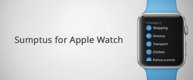 Sumptus for Apple Watch avrmagazine