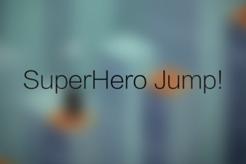 SuperHero Jump! avrmagazine