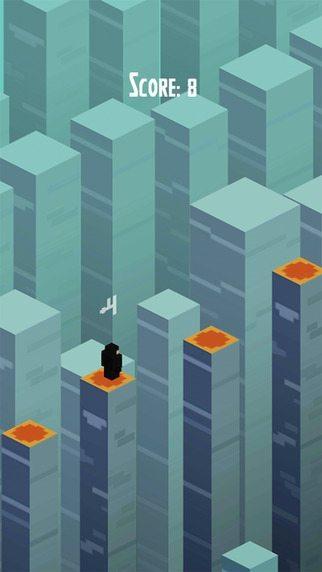 SuperHero Jump! giochi per iPhone avrmagazine2