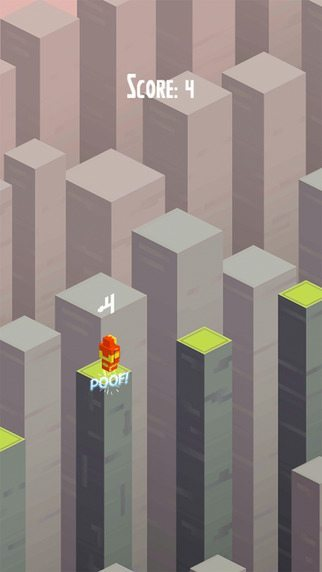 SuperHero Jump! giochi per iPhone avrmagazine3