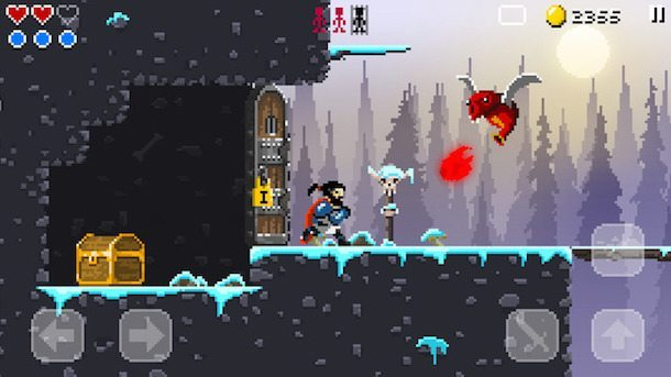 Sword Of Xolan giochi per iPhone avrmagazine 1