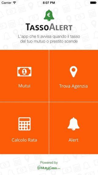 Tasso Alert applicaizoni per iPhone e Android avrmagazine 2