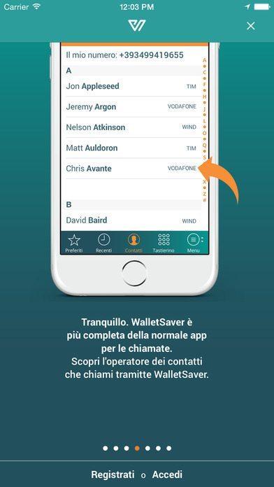 WalletSaver applicazioni per iPhone avrmagazine 1