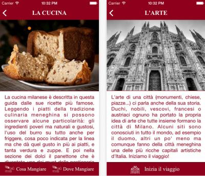 Milano: cibo e arte