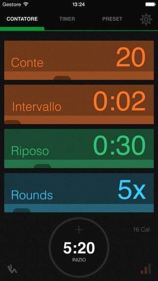 iCountTimer applicazioni per iPhone avrmagazine 2