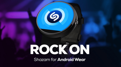 Shazam per Android Wear