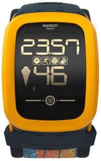 Il Touch Zero One anticamera del primo vero smarwtatch targato Swatch