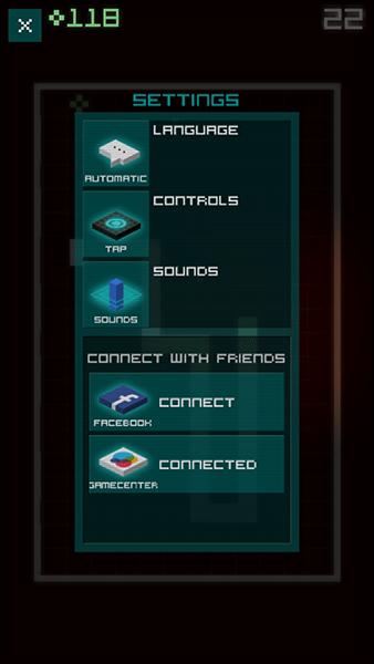 snake rewind-giochi per ios android-avrmagazine3