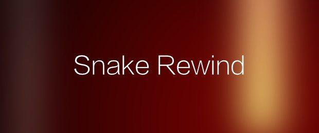 snake rewind-immagine in evidenza-avrmagazine