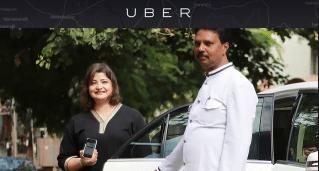 Uber sperimenta pagamento in contanti in India