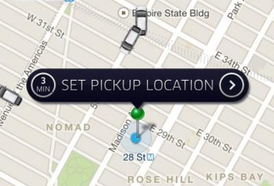 Uber offre 3 miliardi di $ per Here