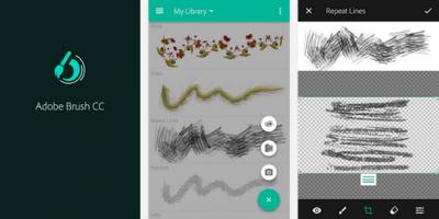 Adobe Brush CC applicazione per android avrmagazine