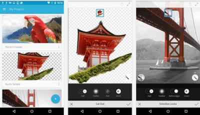 Adobe Photoshop Mix applicazione per android avrmagazine