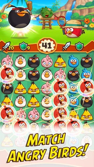 Angry Birds Fight giochi per iphone avrmagazine 1