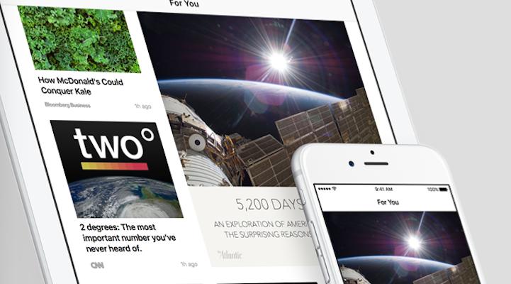 Apple News avrmagazine