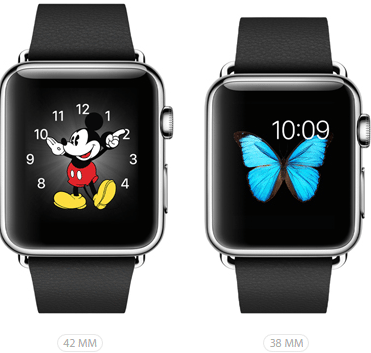Apple Watch Classic Nero