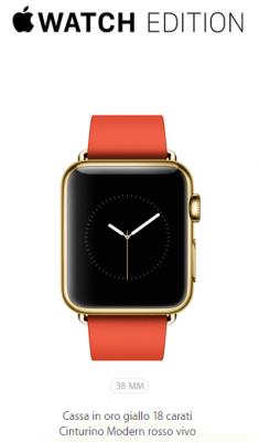 Apple Watch Edition avrmagazine