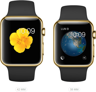 Apple Watch Limited Nero