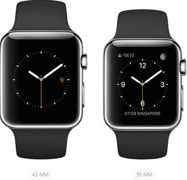 Apple Watch Nero