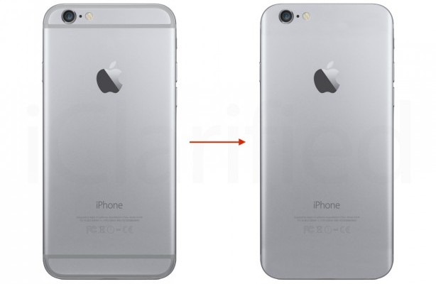 Apple brevetto alluminio