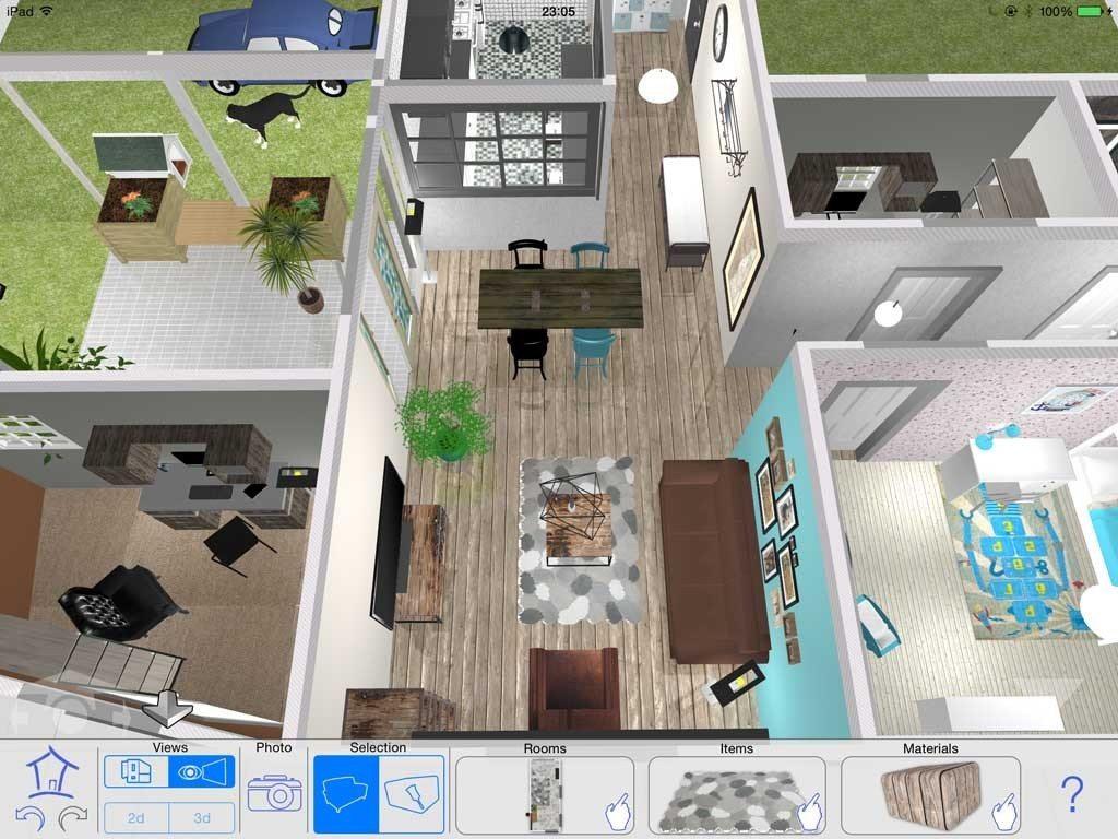 Casa Designer 3D applicazioni per iPhone avrmagazine