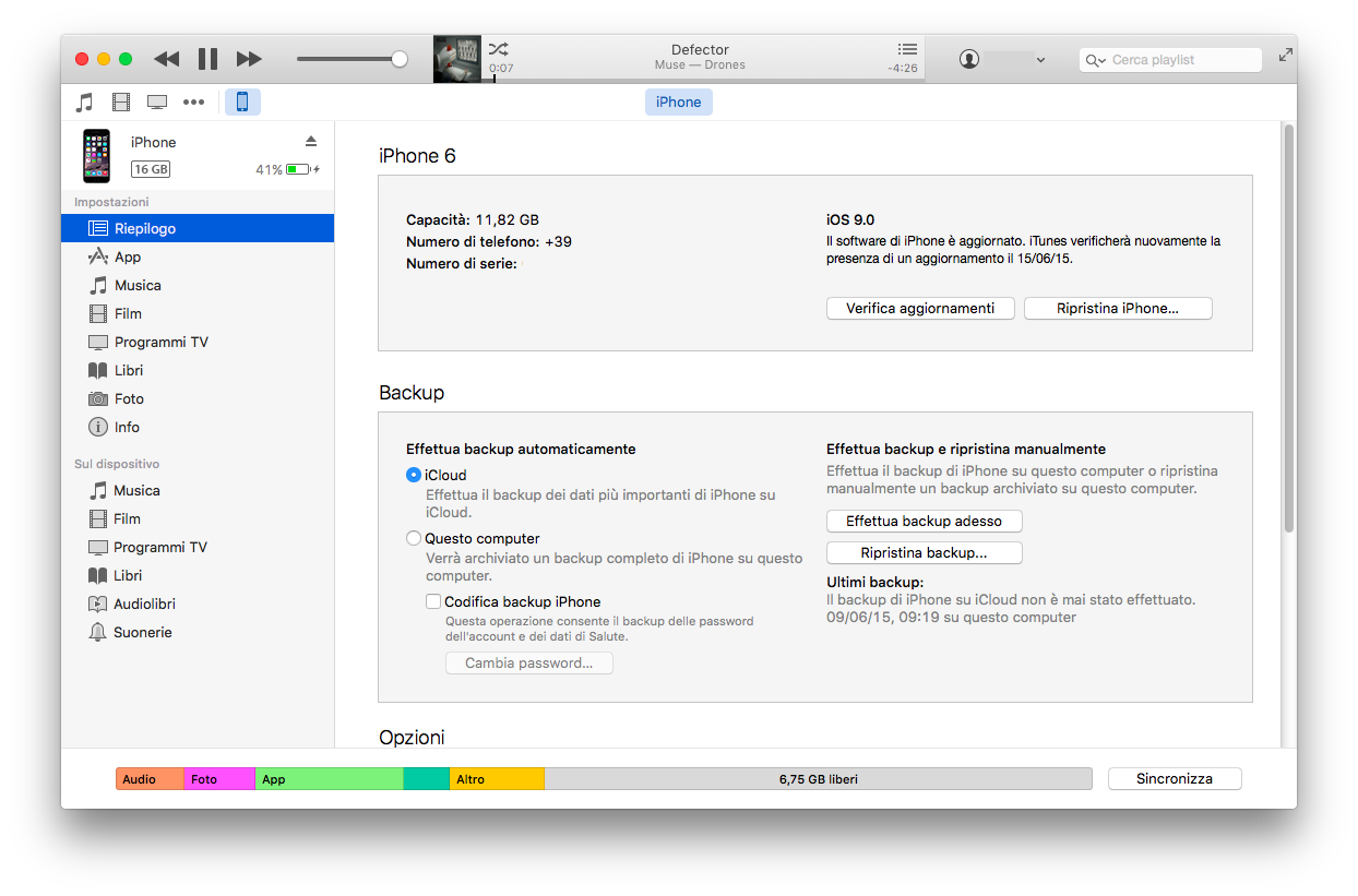 Come installare iOS 9 avrmagazine 3