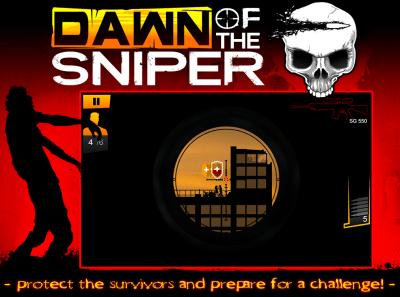 Dawn of the Sniper giochi per android avrmagazine