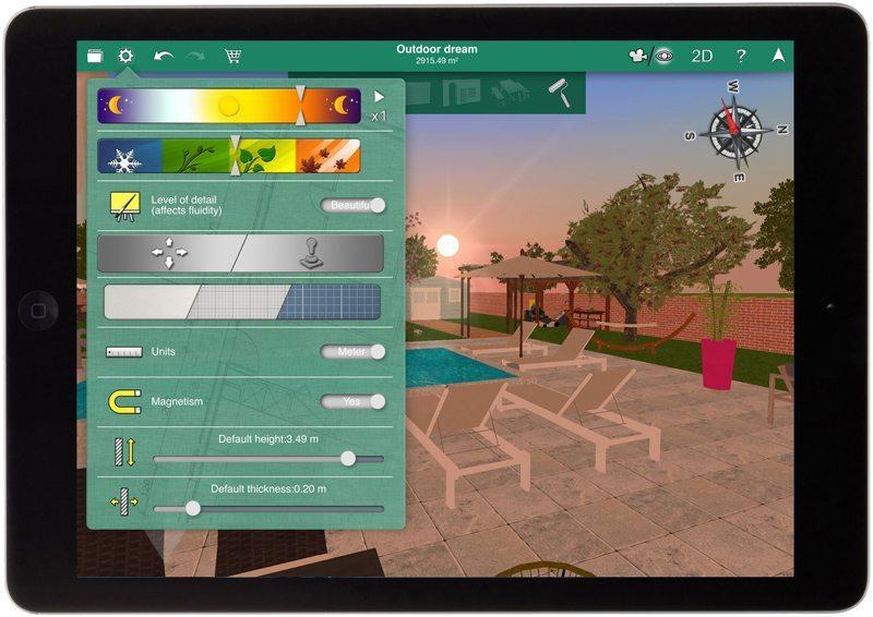 Design 3D Outdoor applicaizoni per iphone e android avrmagazine 1
