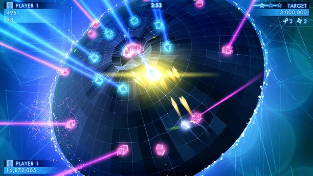 Geometry Wars 3 giochi per iPhone avrmagazine 1