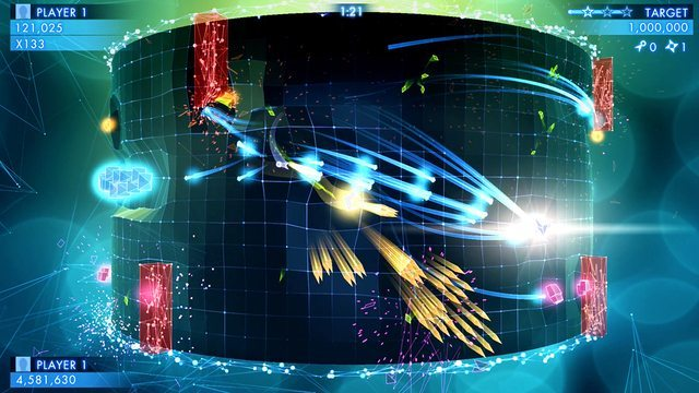 Geometry Wars 3 giochi per iPhone avrmagazine 3
