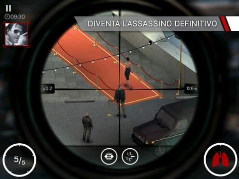 Hitman sniper giochi per iPhone avrmagazine 1