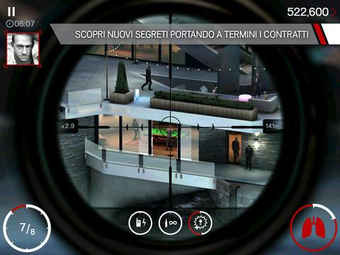 Hitman sniper giochi per iPhone avrmagazine 2