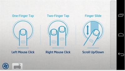Intel Remote Keyboard applicazioni per android avrmagazine