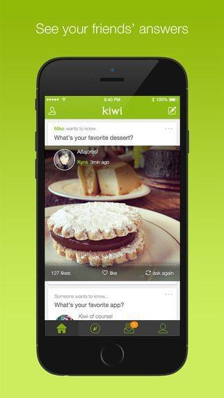 Kiwi applicazioni per iPhone avrmagazine 2