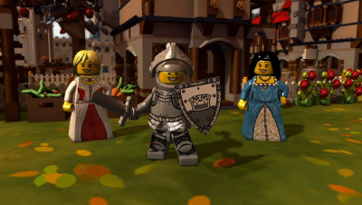 LEGO Minifigures Online giochi per iphone android avrmagazine