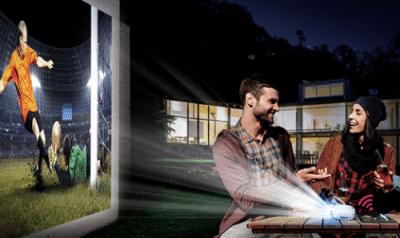LG Minibeam Nano accessori per android avrmagazine