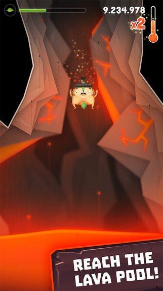 Lava Fever giochi per iPhone avrmagazine 2