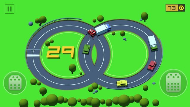 Loop Drive giochi per iPhone avrmagazine 1