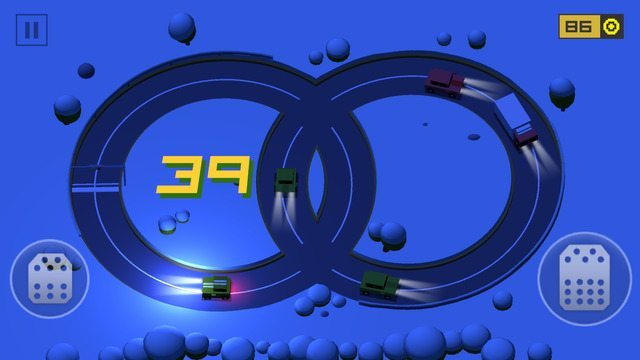 Loop Drive giochi per iPhone avrmagazine 3