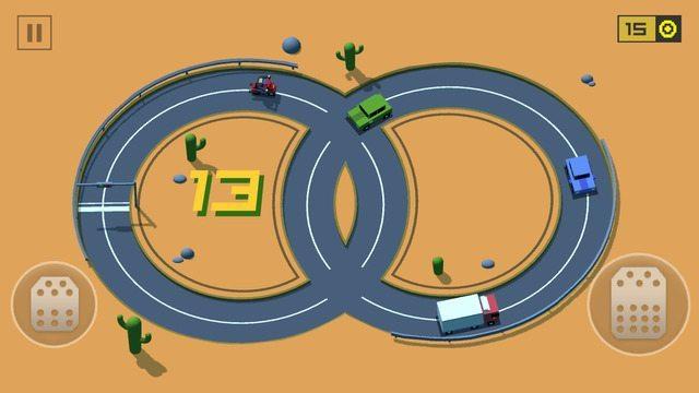 Loop Drive giochi per iPhone avrmagazine 4