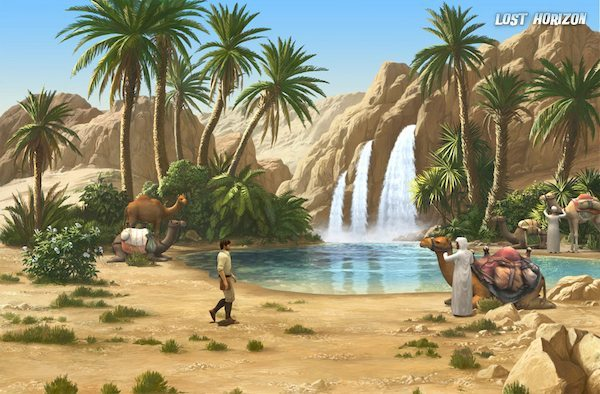 Lost Horizon giochi per iPhone avrmagazine 2