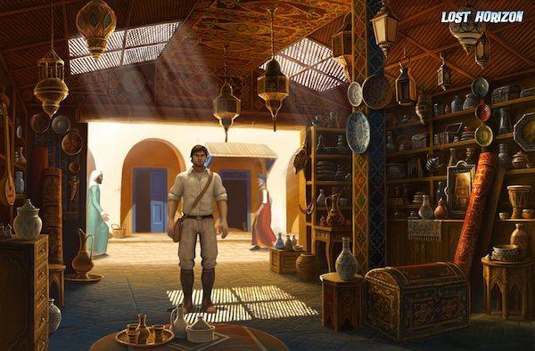 Lost Horizon giochi per iPhone avrmagazine 3