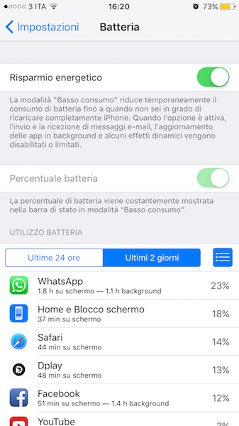 Low Power Mode iOS 9 avrmagazine1