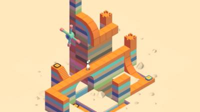 Monument Valley  giochi per iphone per android avrmagazine