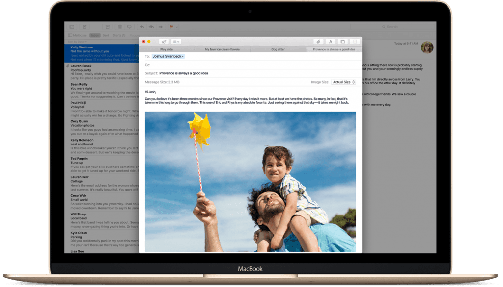 OS X El Capitan avrmgazine 2