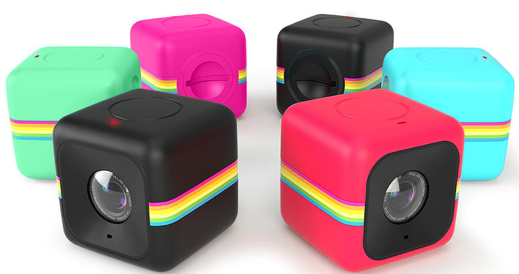 Polaroid Cube + applicazioni android iOS avrmagazine