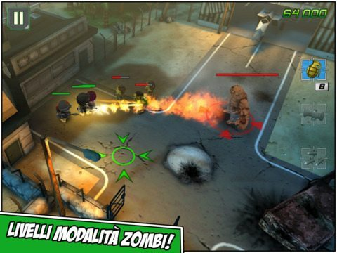 Tiny Troopers 2 giochi per iphone avrmagazine 1