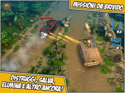 Tiny Troopers 2 giochi per iphone avrmagazine 2