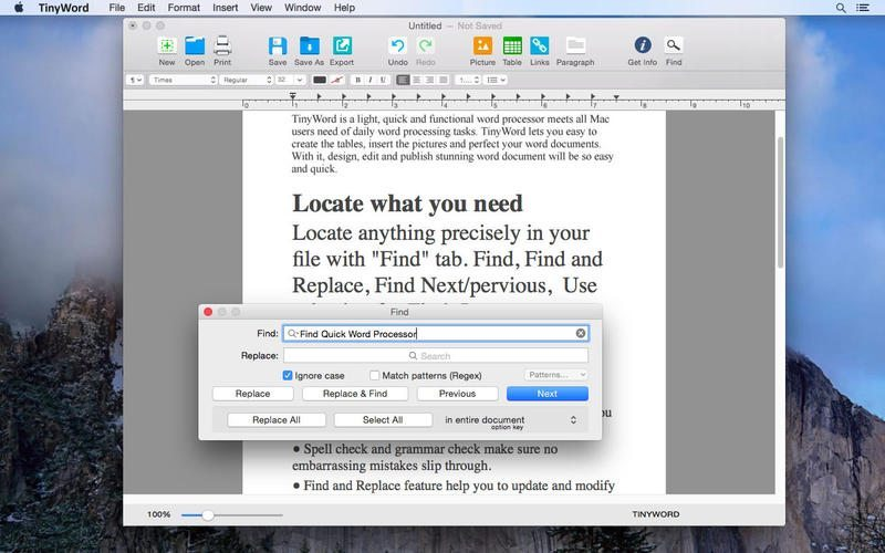 Tinyword applicaizoni mac avrmagazine 2